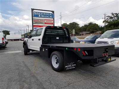 2019 F-450 Crew Cab DRW 4x4,  Freedom Rodeo Platform Body #5543 - photo 2