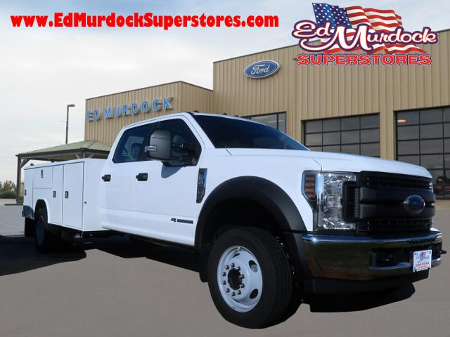 2019 Ford F-450 Crew Cab DRW 4x2, Reading Service Body #7240 - photo 1