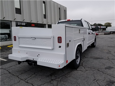2018 F-250 Crew Cab 4x2,  Service Body #8804 - photo 2