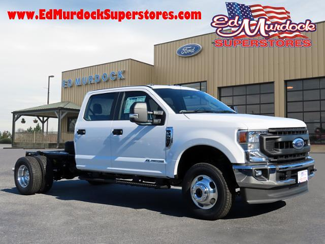 2021 Ford F-350 Crew Cab DRW 4x4, Cab Chassis #FT21035 - photo 1