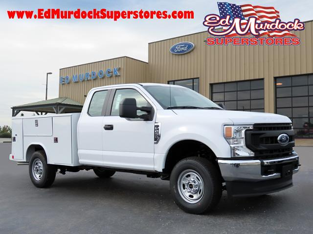 2021 Ford F-250 Super Cab 4x4, Reading Service Body #FT21052 - photo 1