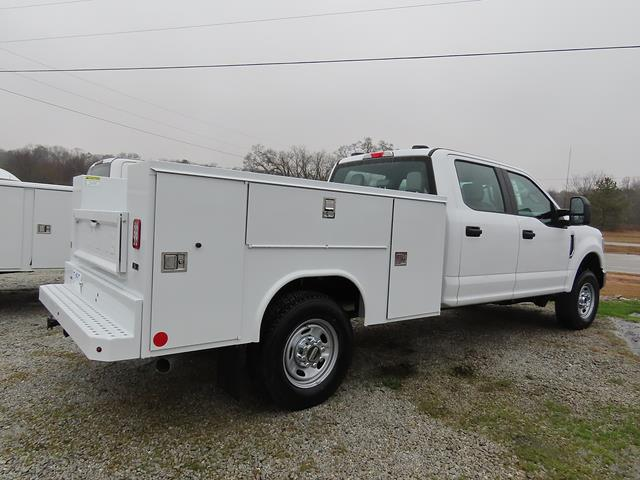 2021 Ford F-250 Crew Cab 4x4, Reading Service Body #FT21076 - photo 1