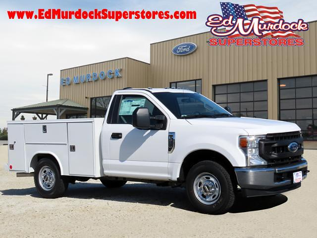 2021 Ford F-250 Regular Cab 4x2, Reading Service Body #FT21095 - photo 1