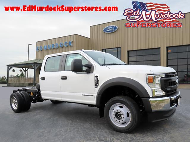 2021 Ford F-550 Crew Cab DRW 4x4, Cab Chassis #FT21160 - photo 1