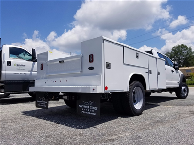 2017 F-450 Crew Cab DRW 4x2,  Reading Service Body #8075 - photo 2