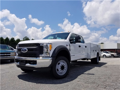 2017 F-450 Crew Cab DRW 4x2,  Reading Service Body #8075 - photo 1