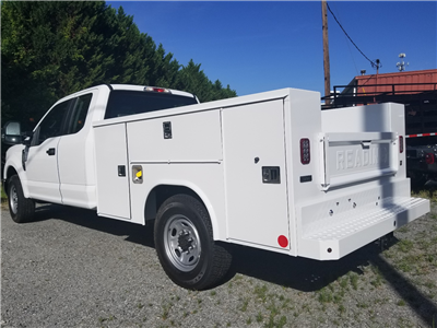 2018 F-250 Super Cab 4x2,  Reading SL Service Body #8792 - photo 2