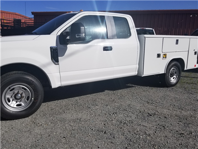 2018 F-250 Super Cab 4x2,  Reading SL Service Body #8792 - photo 1