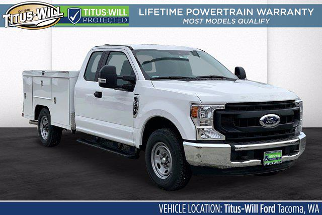 2020 Ford F-250 Super Cab 4x2, Scelzi Service Body #F00646 - photo 1