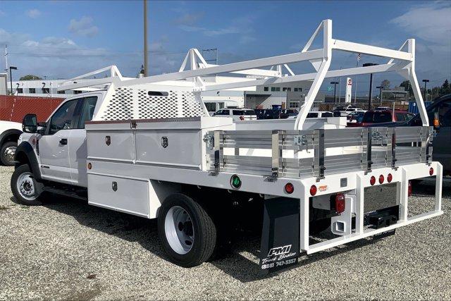 2020 Ford F-450 Super Cab DRW 4x4, Scelzi Contractor Body #F00753 - photo 1