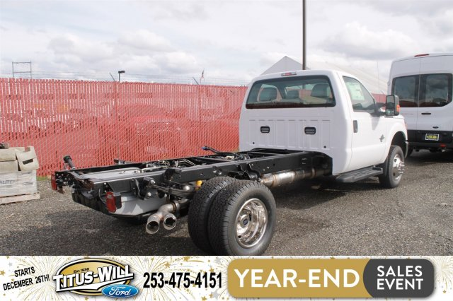 2016 F-350 Regular Cab DRW 4x4, Cab Chassis #F60678 - photo 5