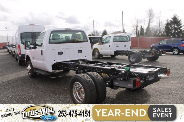 2016 F-350 Regular Cab DRW 4x4, Cab Chassis #F60678 - photo 2