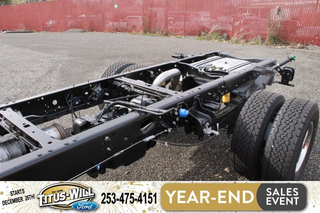 2016 F-350 Regular Cab DRW 4x4, Cab Chassis #F60678 - photo 9