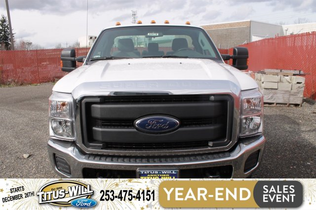 2016 F-350 Regular Cab DRW 4x4, Cab Chassis #F60678 - photo 3