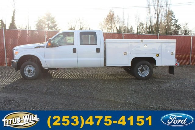 2016 F-350 Crew Cab DRW 4x4, Scelzi Service Body #F61330 - photo 3