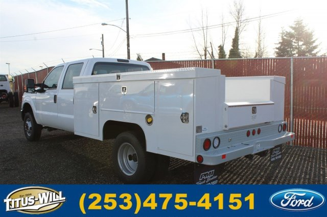 2016 F-350 Crew Cab DRW 4x4, Scelzi Service Body #F61330 - photo 2
