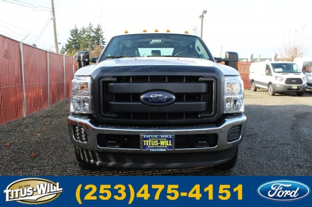 2016 F-350 Crew Cab DRW 4x4, Scelzi Service Body #F61330 - photo 5