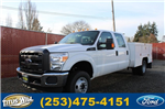 2016 F-350 Crew Cab DRW 4x4, Scelzi Service Body #F61330 - photo 1