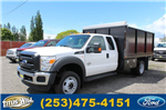 2016 F-550 Super Cab DRW 4x4, Landscape Dump #F61519 - photo 1