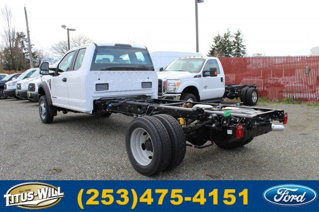 2017 F-550 Super Cab DRW, Cab Chassis #F70703 - photo 2
