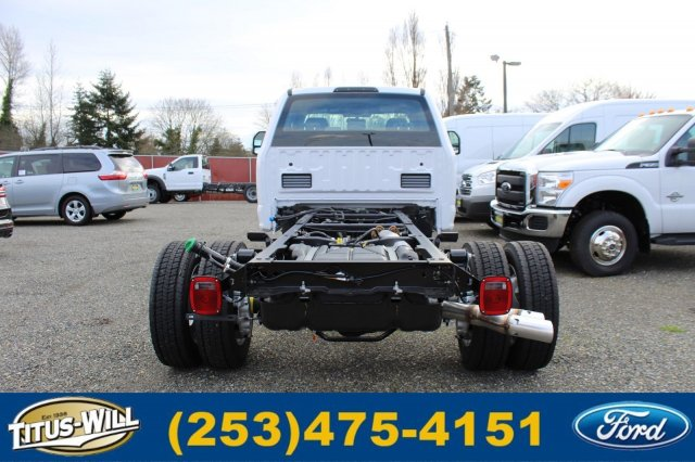 2017 F-550 Super Cab DRW, Cab Chassis #F70703 - photo 4