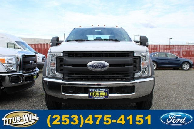 2017 F-550 Super Cab DRW, Cab Chassis #F70703 - photo 6