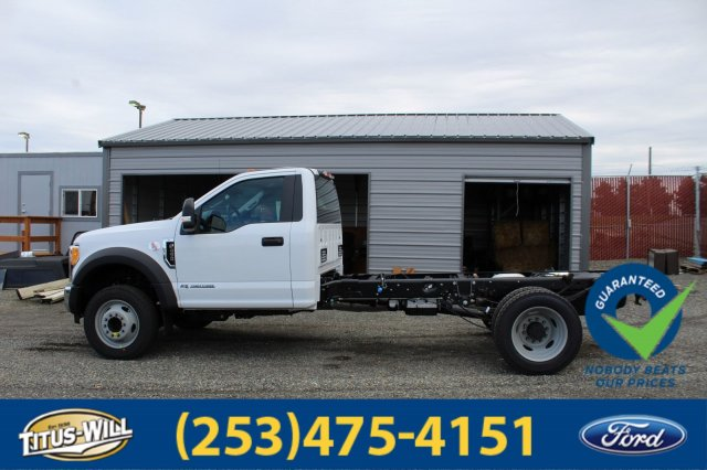 2017 F-450 Regular Cab DRW, Cab Chassis #F70721 - photo 3