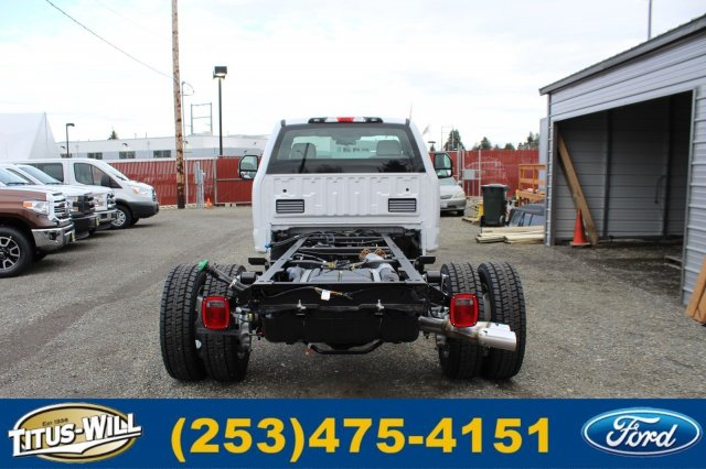2017 F-450 Regular Cab DRW, Cab Chassis #F70721 - photo 4