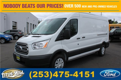 2017 Transit 250 Cargo Van #F70767 - photo 1