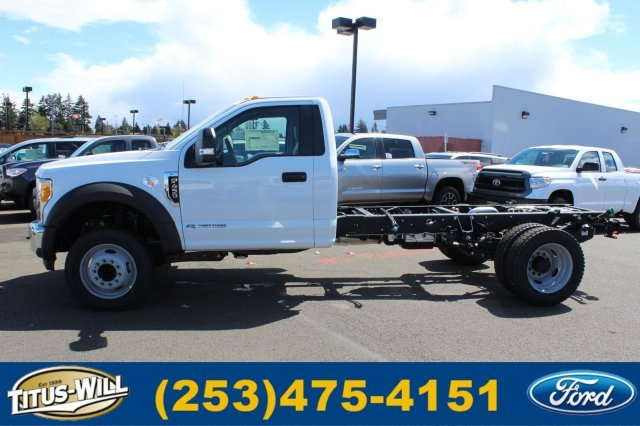 2017 F-450 Regular Cab DRW, Cab Chassis #F70772 - photo 3