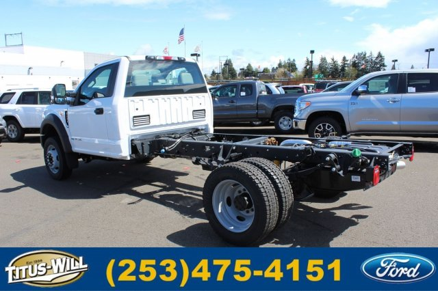 2017 F-450 Regular Cab DRW, Cab Chassis #F70772 - photo 2