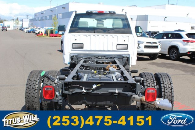 2017 F-450 Regular Cab DRW, Cab Chassis #F70772 - photo 4