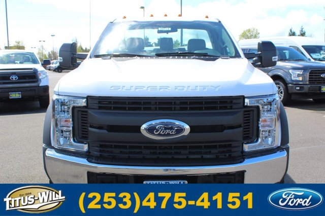 2017 F-450 Regular Cab DRW, Cab Chassis #F70772 - photo 5