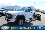 2017 F-450 Regular Cab DRW, Cab Chassis #F70772 - photo 1
