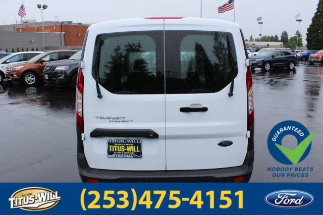 2017 Transit Connect, Cargo Van #F70954 - photo 5