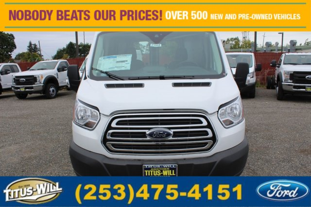2017 Transit 250 Medium Roof Cargo Van #F71042 - photo 6