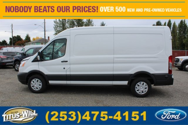 2017 Transit 250 Medium Roof Cargo Van #F71042 - photo 3