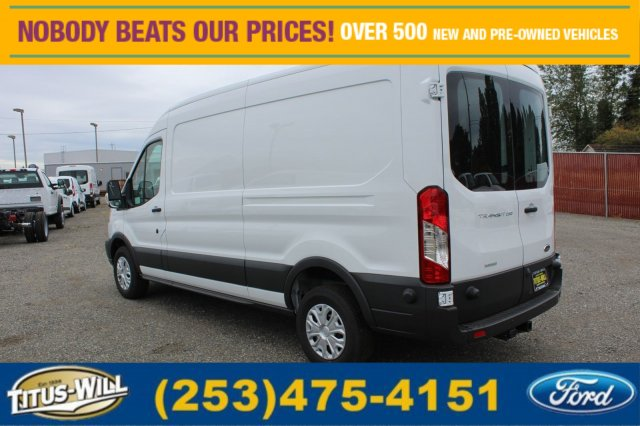 2017 Transit 250 Medium Roof Cargo Van #F71042 - photo 4