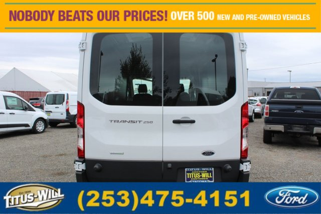 2017 Transit 250 Medium Roof Cargo Van #F71042 - photo 5
