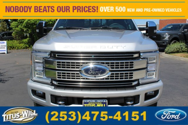 2017 F-350 Crew Cab 4x4 Pickup #F71103 - photo 5