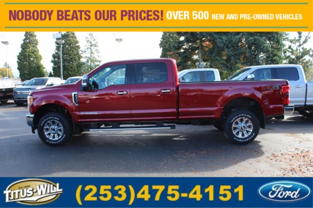 2017 F-350 Crew Cab 4x4 Pickup #F71120 - photo 3
