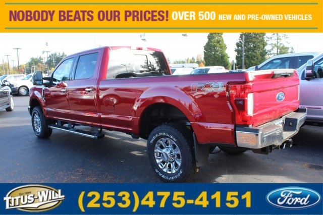 2017 F-350 Crew Cab 4x4 Pickup #F71120 - photo 2