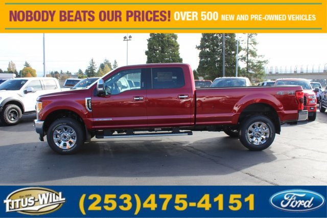 2017 F-350 Crew Cab 4x4 Pickup #F71125 - photo 3
