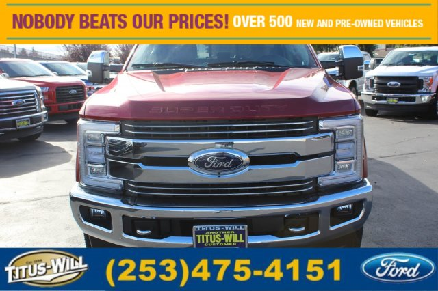 2017 F-350 Crew Cab 4x4 Pickup #F71125 - photo 5