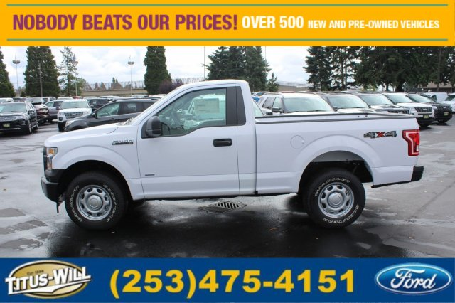 2017 F-150 Regular Cab 4x4 Pickup #F71280 - photo 3