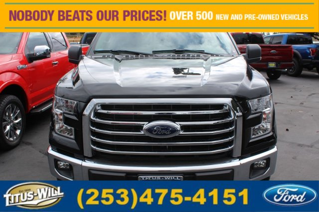 2017 F-150 Super Cab 4x4 Pickup #F71464 - photo 5