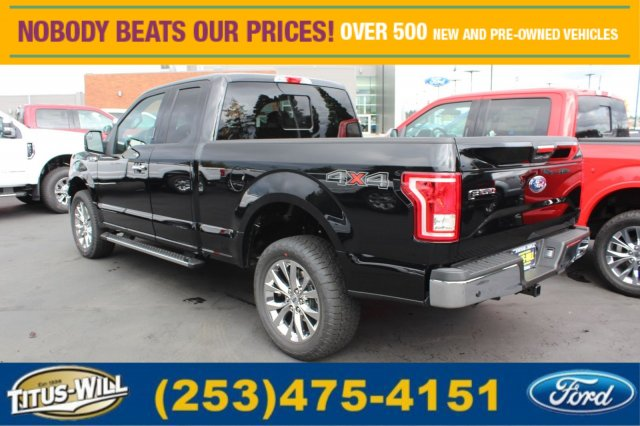 2017 F-150 Super Cab 4x4 Pickup #F71464 - photo 2