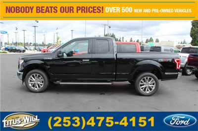 2017 F-150 Super Cab 4x4 Pickup #F71464 - photo 3