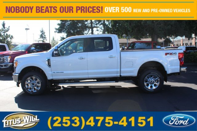 2017 F-250 Crew Cab 4x4 Pickup #F71501 - photo 3