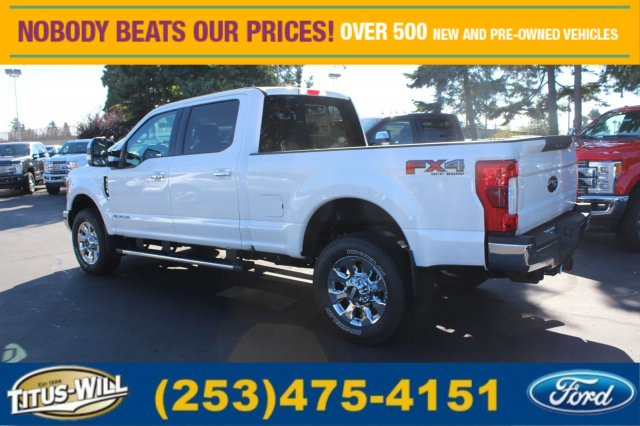 2017 F-250 Crew Cab 4x4 Pickup #F71501 - photo 2